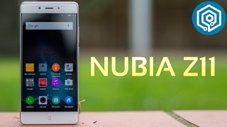 Nubia Z11 | Review del smartphone sin marcos laterales!