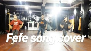 "6ix9ine, Nicki Minaj, Murda Beatz - ""FEFE"" Dance Choreography by Kartik raja"