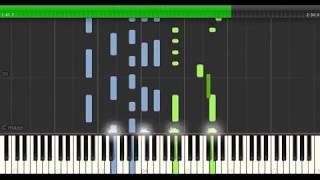When We're high Synthesia piano cover