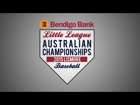 REPLAY: ALLC 2015, Day 4 - Swan Hills vs Southern Mariners