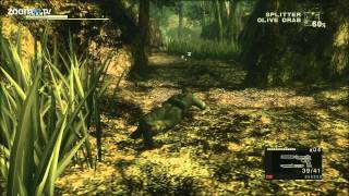 Metal Gear Solid HD Collection - First impression gameplay (1080p)