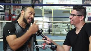 KEITH THURMAN ON WHY ERROL SPENCE IS PRAISED WHEN HE HAS BETTER RESUME