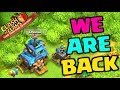 CLAN GAMES & WE ARE BACK ! Clash Of Clans India