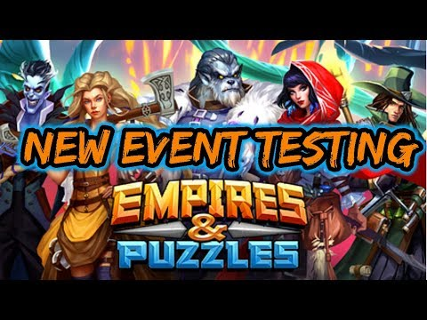 Empires and Puzzles 7DD Alliance Wars second attacks. Raids, Titan hits