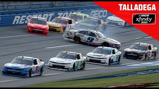 Unhinged 300 From Talladega Superspeedway | NASCAR Xfinity Series Full Race Replay