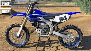 2020 YZ450F Review