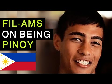Fil-Ams Talk About Being Filipino (Pinoy Angelenos)