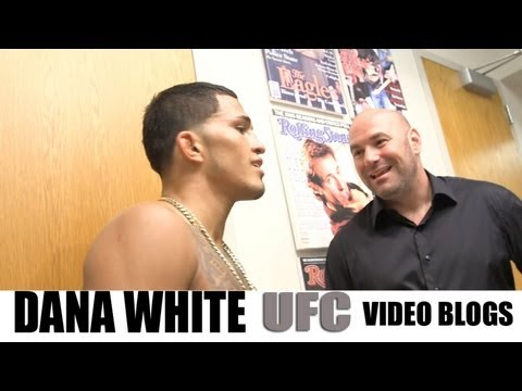 Dana White Vlog: UFC Fight Night Maia vs. Shields