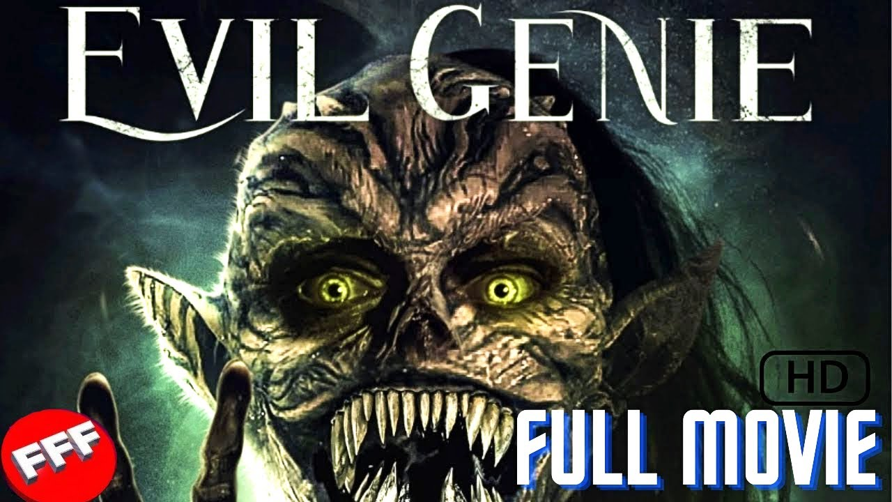 Download CONJURING THE GENIE | Full HORROR Movie