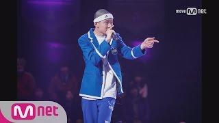 School Rapper [5회] 감탄사 연발! 프리스타일 최강자 ′조원우′ @ 지역대항전 제시어 프리스타일 배틀 (부산경상) 170310 EP.5