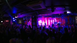 Monty got a raw deal  100 Club, London. 13/07/2019