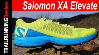 Salomon XA Elevate Review