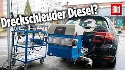 Wir testen den saubersten Diesel der Welt