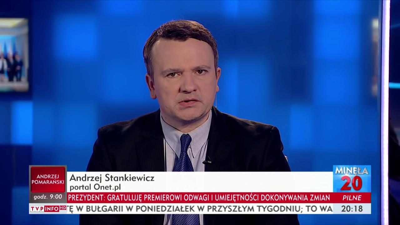Antoni Macierewicz zdymisjonowany – Minęła dwudziesta