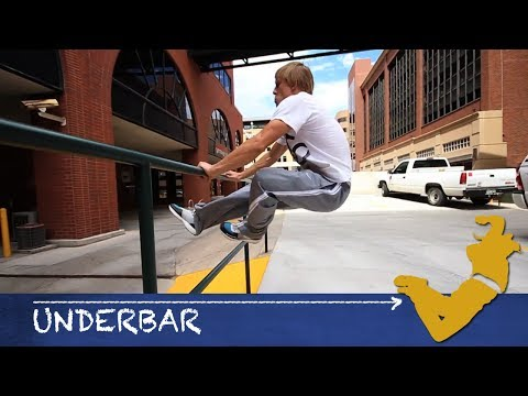 Parkour From Scratch #6 - Underbar Tutorial - How to start Parkour