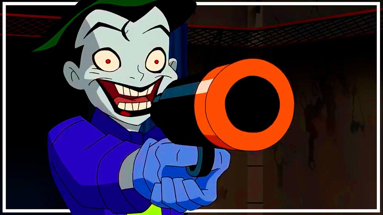 Los finales MÁS oscuros en las animaciones de DC