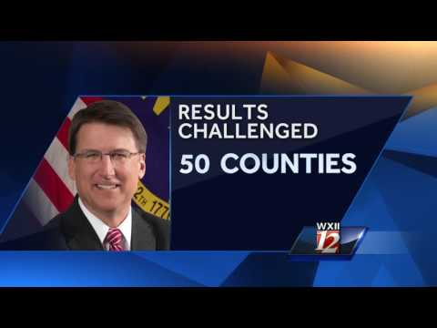 McCrory Challenges 50 Counties