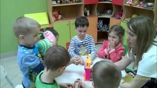 Урок английского: дошкольники