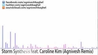 Download (Agnivesh Remix) FLP of Auvic ft.Caroline Kim - Storm Synthesis