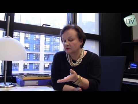 Interview with MEP Laima Andrikiene: on closure of Ignalina NPP