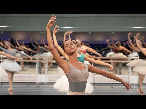 The Royal Ballet rehearse the Kingdom of the Shades scene from La Bayadère – World Ballet Day 2018