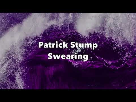 0:52 Second Video Of Patrick Stump Using Vulgar Language