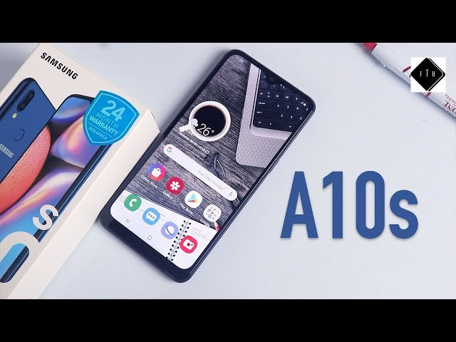 Samsung Galaxy A10s Unboxing and Review! Watch This First Before You Buy