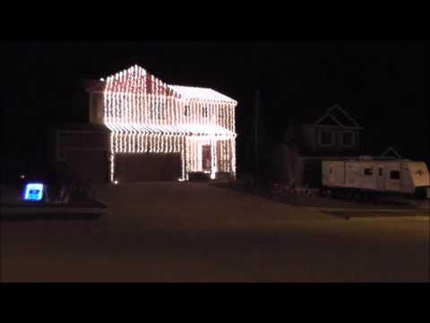 Bellevue Nebraska Christmas Lights 2015 Full Show docx