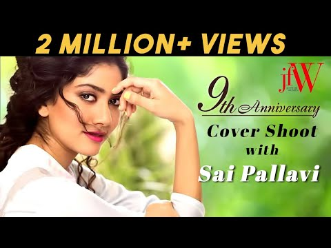 Sai Pallavi Cover Shoot | JFW 9th Anniversary Cover Shoot | September 2016 | JFW Photoshoot