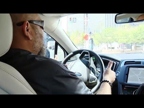 Arizona Gov. Doug Ducey suspends Uber