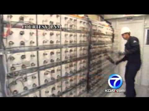 PNM Solar Storage Project