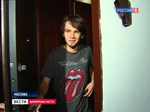 Видео, Даниил Певцов выпал