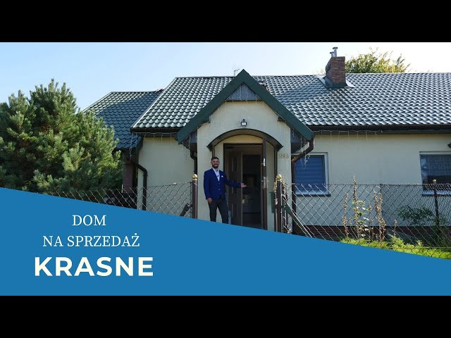 HOUSE TOUR #17 | Dom na sprzedaż - Krasne, poj. Łęczyńsko-Włodawskie | Marek Kloc