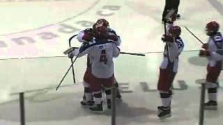 Nov 06, 2014 WHC-17: 1/4 Russia 4-1 Canada Red(0-1 #6 Sean Day (power play) (#22 Logan Brown, #7 Jake Kryski) - 7:17 1-1 #17 German Rubtsov (even strength) (#10 Nikita Makeyev ) - 30:23 2-1 #27 Dmitri ..., 2014-11-07T02:51:00.000Z)