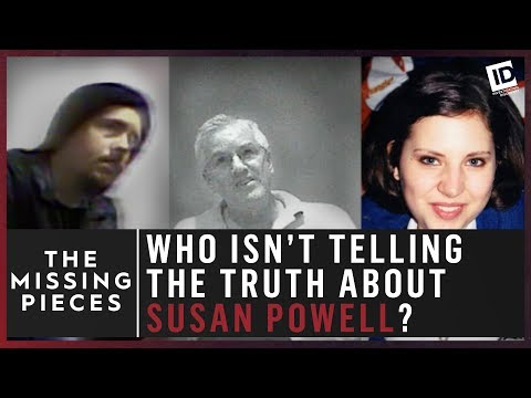 Susan Powell: The Missing Pieces