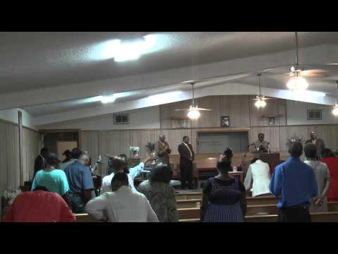 Pastor Edward J. Young - LORD SHAKE MY HOUSE - Talco, TX