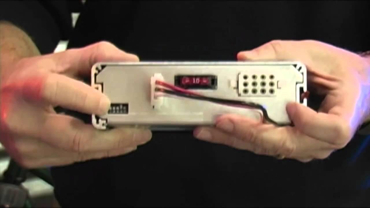 hight resolution of whelen eight linear led traffic advisor control head youtube whelen wiring diagram for landing lights whelen wiring ta