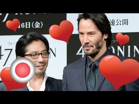 47 Ronin actors Keanu Reeves, Hiroyuki Sanada plug movie
