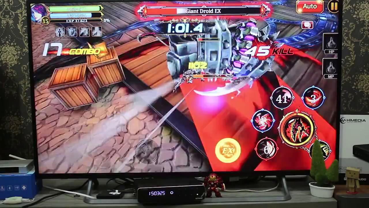 [Himedia Q10 Pro] Chơi game online chặt chém bằng chuột bay bạn có tin ?