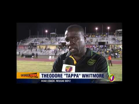 Reggae Boyz Beat Suriname 2-1 (TVJ Prime Time Sports) November 18 2018