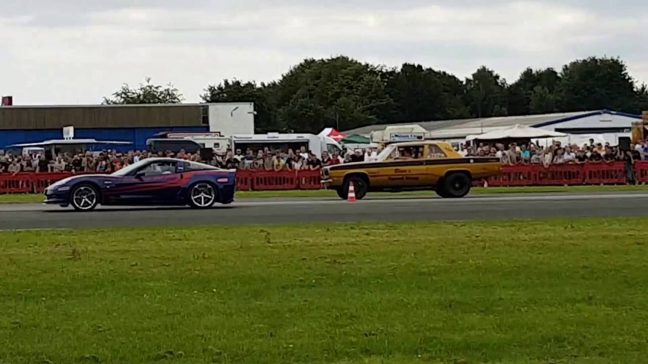 Race At Airport 2016 Bottrop Drag Race 14 Meile Teil 2 Youtube
