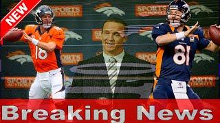 Peyton Manning    Retirement Announcement    Peyton Manning LIVE    Peyton Manning Crying   