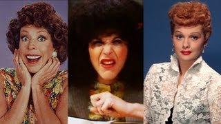 Top 10 Female Comedians