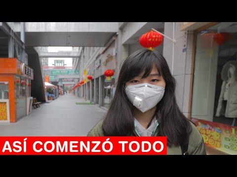 EN CUARENTENA POR EL CORONAVIRUS