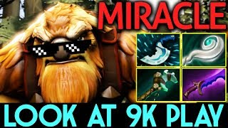 Miracle- Dota 2 [Earthshaker] Look at 9k Plays Subscribe : http://g...