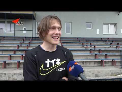 Štěpán Trávníček je juniorským mistrem republiky