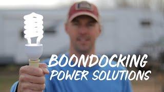 BoonDocking Power Solutions
