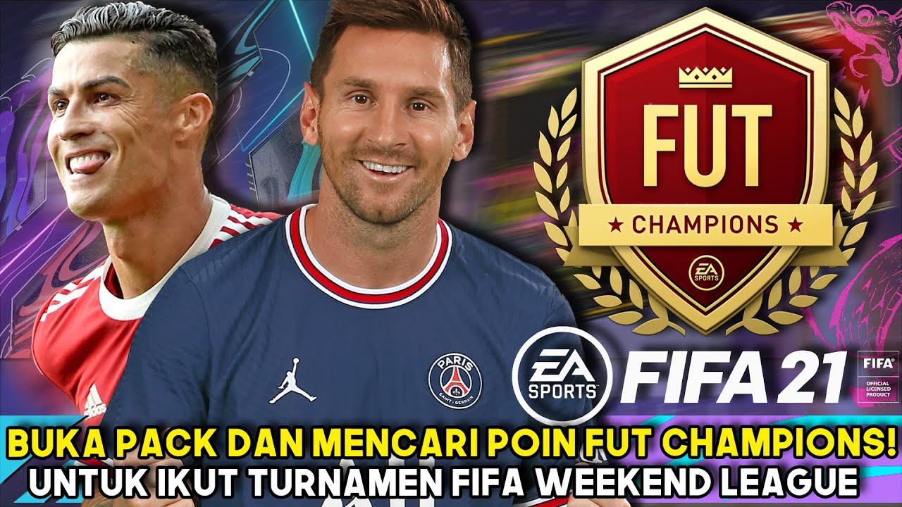 Buka Pack Dan Belajar Main FIFA 21 Sampe Ikut Turnamen FUT! | FIFA 21 Ultimate Team
