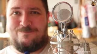 Конденсаторний мікрофон BM-8000 Огляд Тест Розбирання