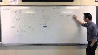 Tricky Trigonometric Equation - Solving w/ Expansions